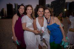 Solange Horta, Karmilse Marinho, Patrícia França e Carla Nogueira