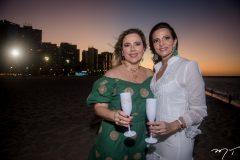 Suyane Dias Branco e Michelle Aragão