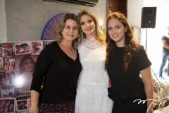 Camile Cidrão, Michelle e Bianca Aragão