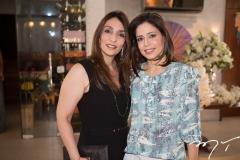 Fernanda e Fabrícia Arraes