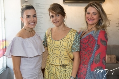 Liana Diniz, Ana Clara Ferreira Gomes e Karine Bezerra