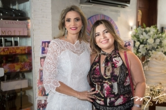 Michelle Aragão e Ana Cecília Sousa