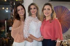 Raquel Petrone, Michelle Aragão e Suyane Dias Branco