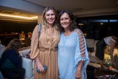 Alessandra Arraes e Tereza Câmara