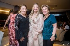 Efigênia Pimentel, Morgana Dias Branco e Vera Freire