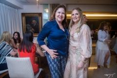 Germana Viana e Morgana Dias Branco