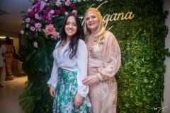 Maia Romcy e Morgana Dias Branco