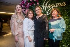 Morgana Dias Branco, Nekita Romcy, Efigênia e Eulália Pimentel