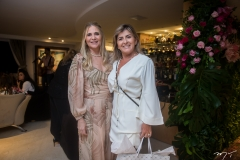 Morgana Dias Branco e Léa Freitas
