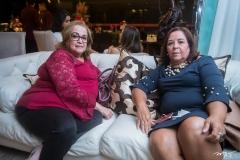Regina Pimentel e Fernanda Rodrigues