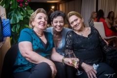 Vera Freire, Lissie Castro e Efigênia Pimentel
