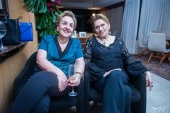 Vera Freire e Efigênia Pimentel