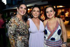 Jena Campos, Vanessa Chaves e Roberta Ary