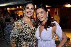 Jena Campos e Vanessa Chaves