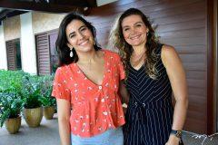 Luciana Pimentel e Elu Felicio