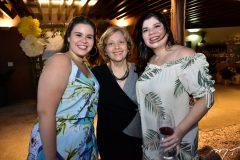 Marina Linhares, Neyla e Luciana Acioli
