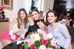 Consuelo Feitosa, Nathália Ponte e Ticiane Lopes