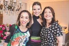 Márcia Távora, Nathália Ponte e Guirlanda Ponte