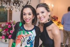 Márcia Távora e Nathália Ponte