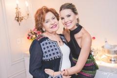 Maria Helena Alexandre e Nathália Ponte