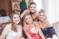 Marina Lima, Lina Ponte, Nathália Ponte e Daniela Ponte