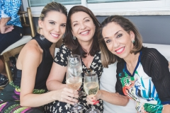 Nathália Ponte, Guirlanda Ponte e Márcia Távora