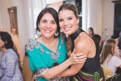 Tânia Vasconcelos e Nathália Ponte