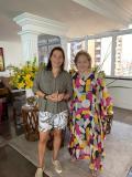 Denise e Norma Bezerra