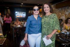 Izabela Fonseca e Cláudia Gradvohl