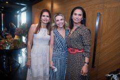 Lorena Pouchain, Lilian Porto e Neuza Rocha