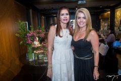 Lorena Pouchain e Letícia Studart