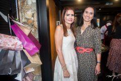Lorena Pouchain e Neuza Rocha