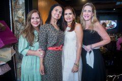 Martinha Assunção, Neuza Rocha, Lorena Pouchain e Marjoie Marshall