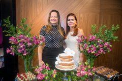 Michele Sampaio e Lorena Pouchain