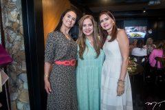 Neuza Rocha, Martinha Assunção e Lorena Pouchain
