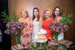 Vera Costa, Lorena Pouchain, Betinha Pessoa e Márcia Andréa