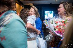 Aniversário surpresa de Márcia Travessoni