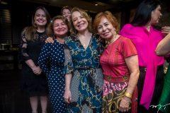 Erika Girão, Maria Vital, Angela Cunha e Tane Albuquerque