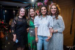 Erika Girão, Martinha Assunção, Márcia Travessoni e Márcia Andrea