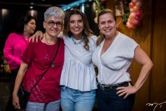 Jonia Bezerra, Márcia Travessoni e Natércia Rios