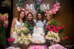 Lorena Pouchain, Martinha Assunção, Márcia travessoni e Letícia Studart