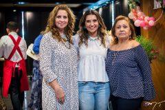 Márcia Andrea, Márcia Travessoni e Etel Rios
