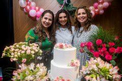 Martinha Assunção, Márcia Travessoni e Márcia Andrea