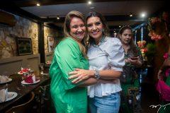 Safira Moreira e Márcia Travessoni