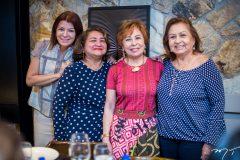Suzane Farias, Maria Vital, Tane Albuquerque e Etel Rios