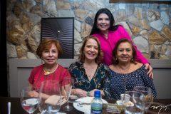Tane Albuquerque, Angela Cunha, Sellen Camara e Etel Rios