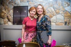 Tane Albuquerque e Angela Cunha
