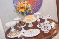 Almoço surpresa em comemoração ao aniversário de Márcia Travessoni