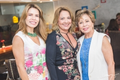 Maira Silva, Liana Thomaz e Tane Albuquerque
