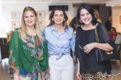 Morgana Dias Branco, Márcia Travessoni e Patrícia Al'Kary